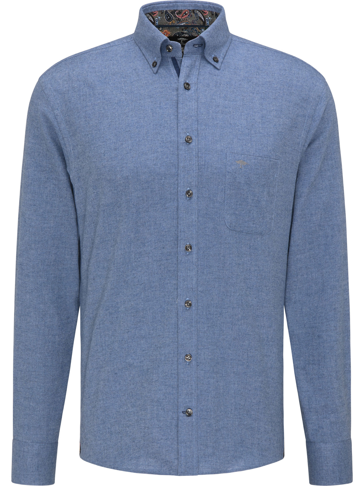 FYNCH HATTON chemise blue-1
