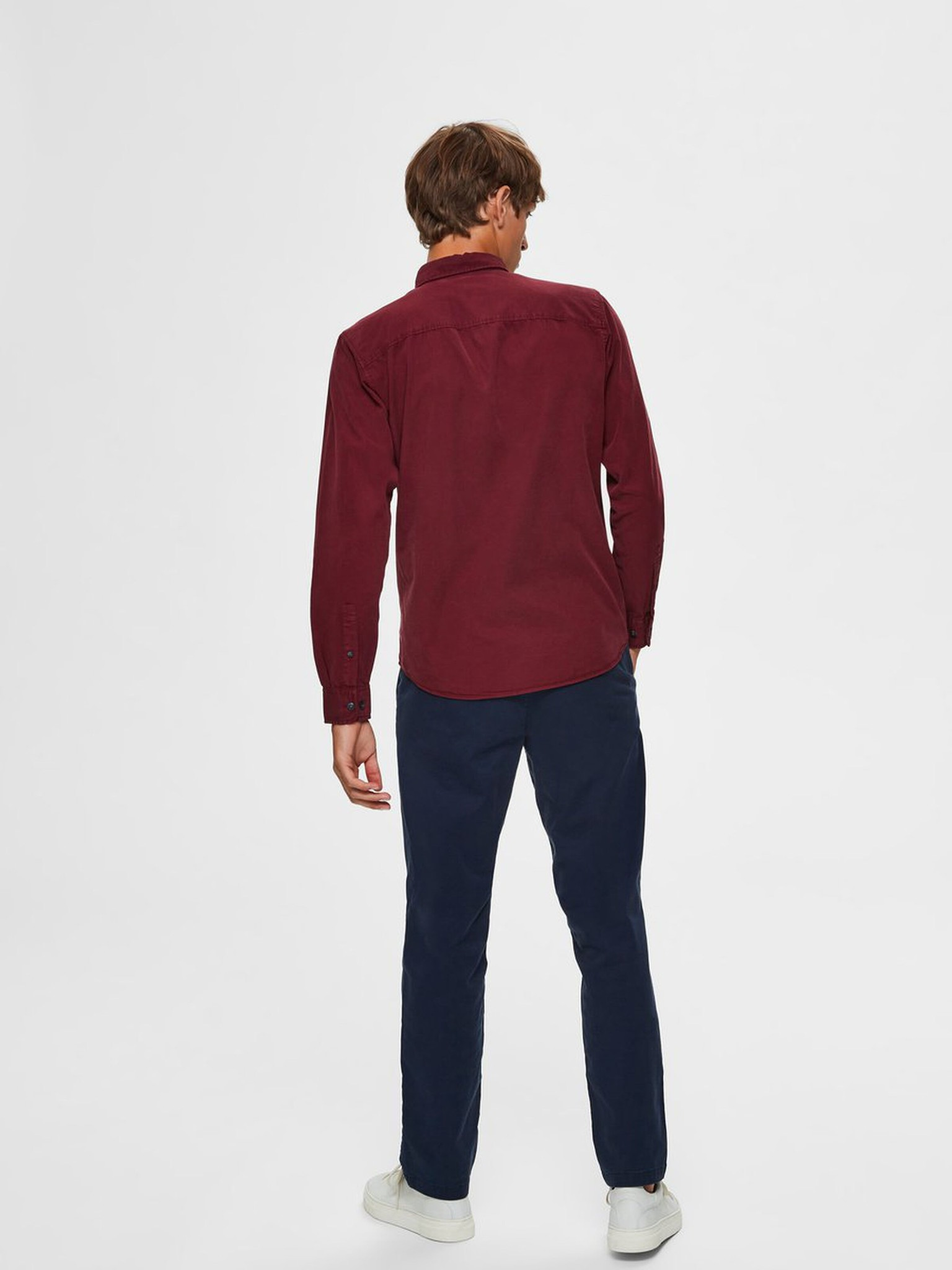SELECTED chemise boutonnée-2