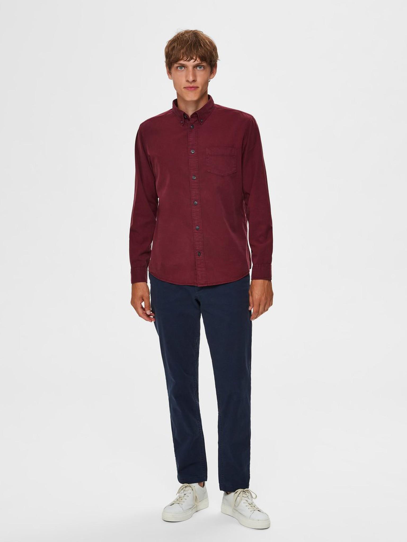 SELECTED chemise boutonnée-3