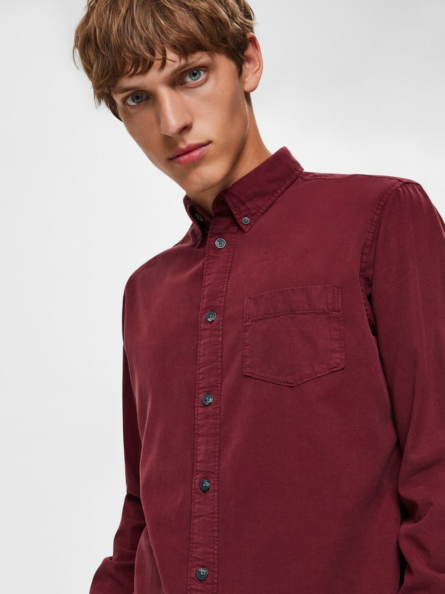 SELECTED chemise boutonnée-4
