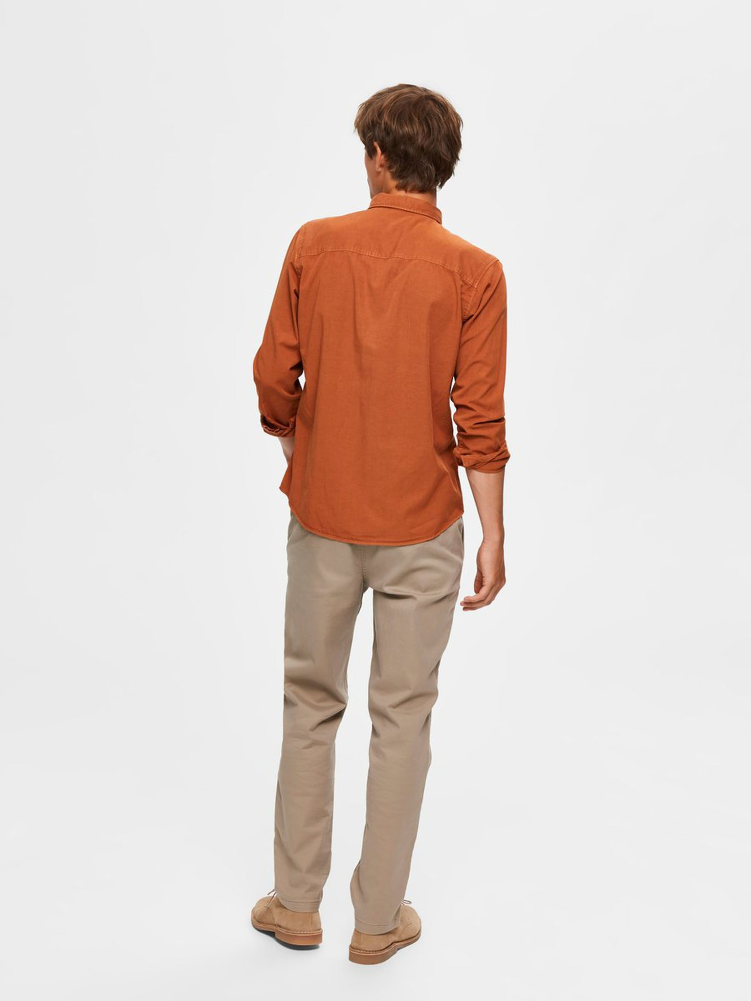 SELECTED chemise boutonnée-8