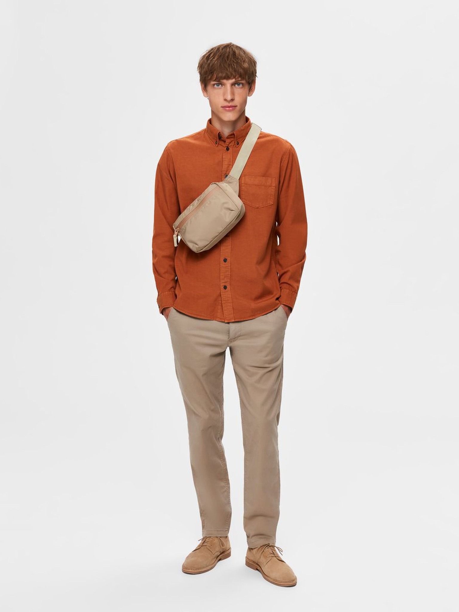 SELECTED chemise boutonnée-9