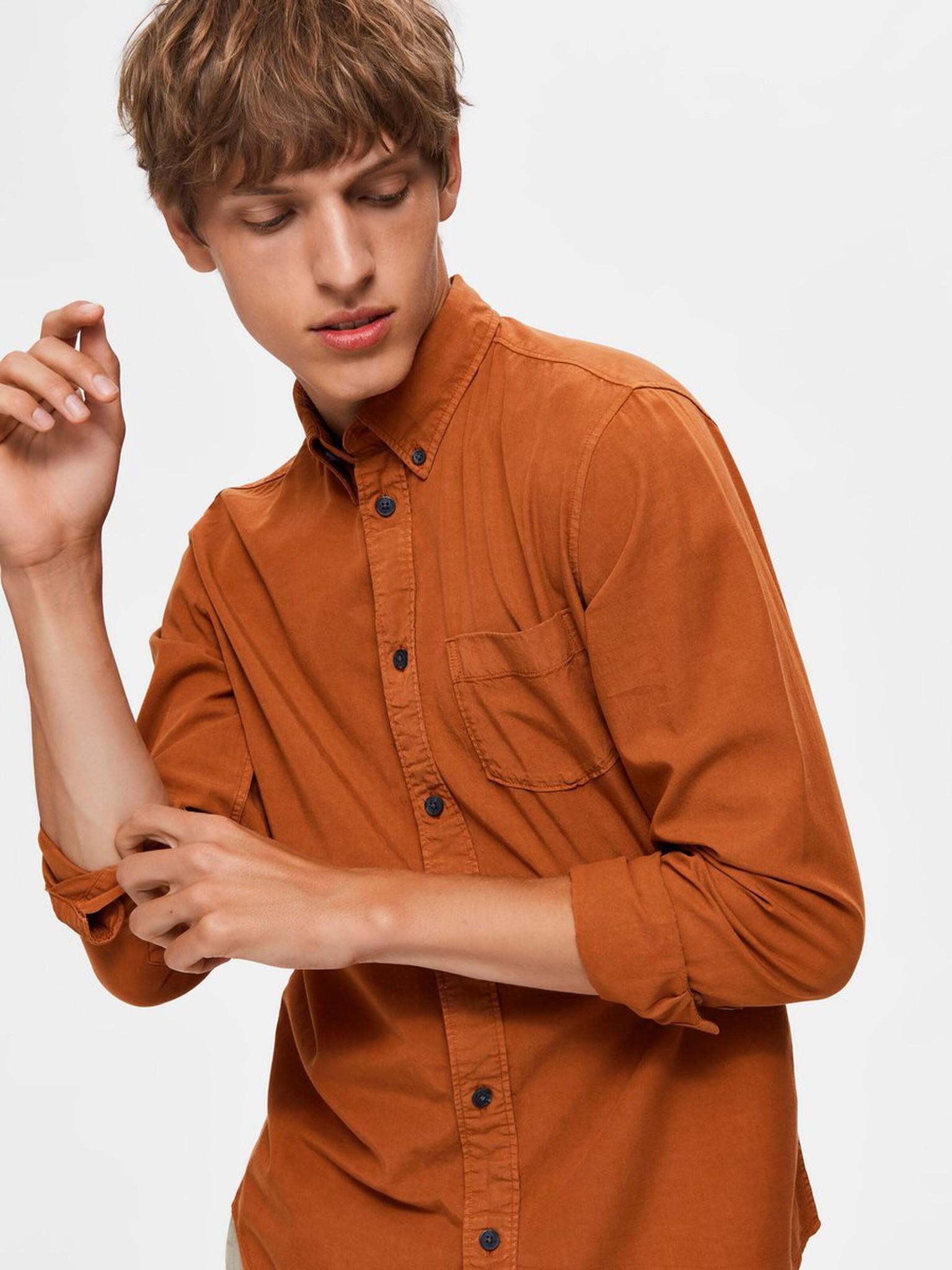 SELECTED chemise boutonnée-10