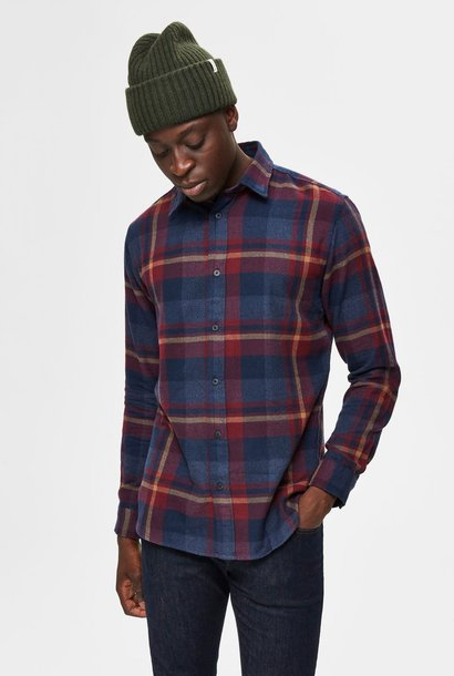 SELECTED chemise coupe droite