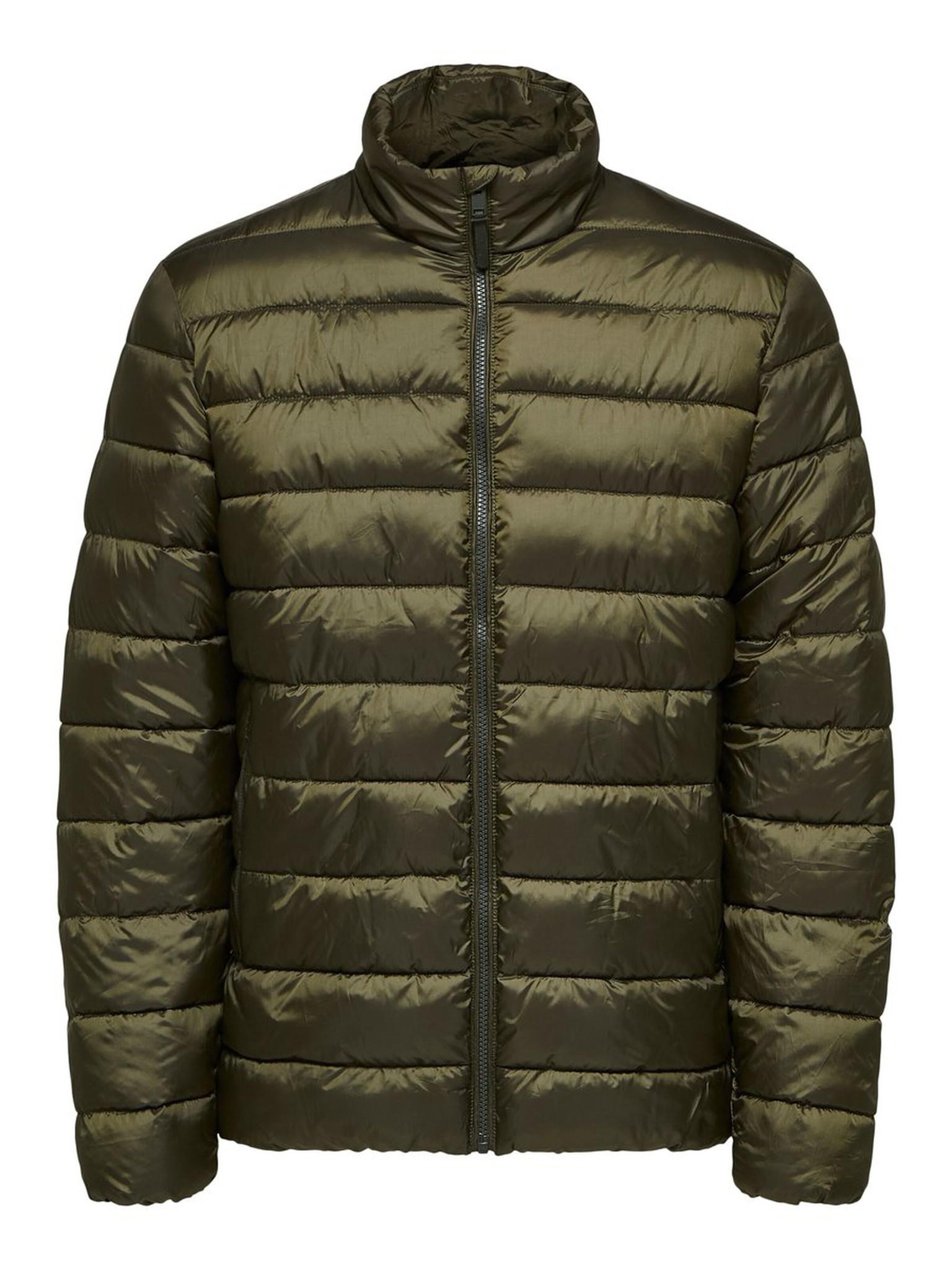 SELECTED veste matelassé plastic change-12