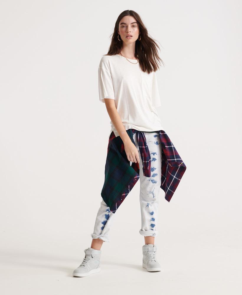 SUPERDRY t-shirt à poche canyon essential-4