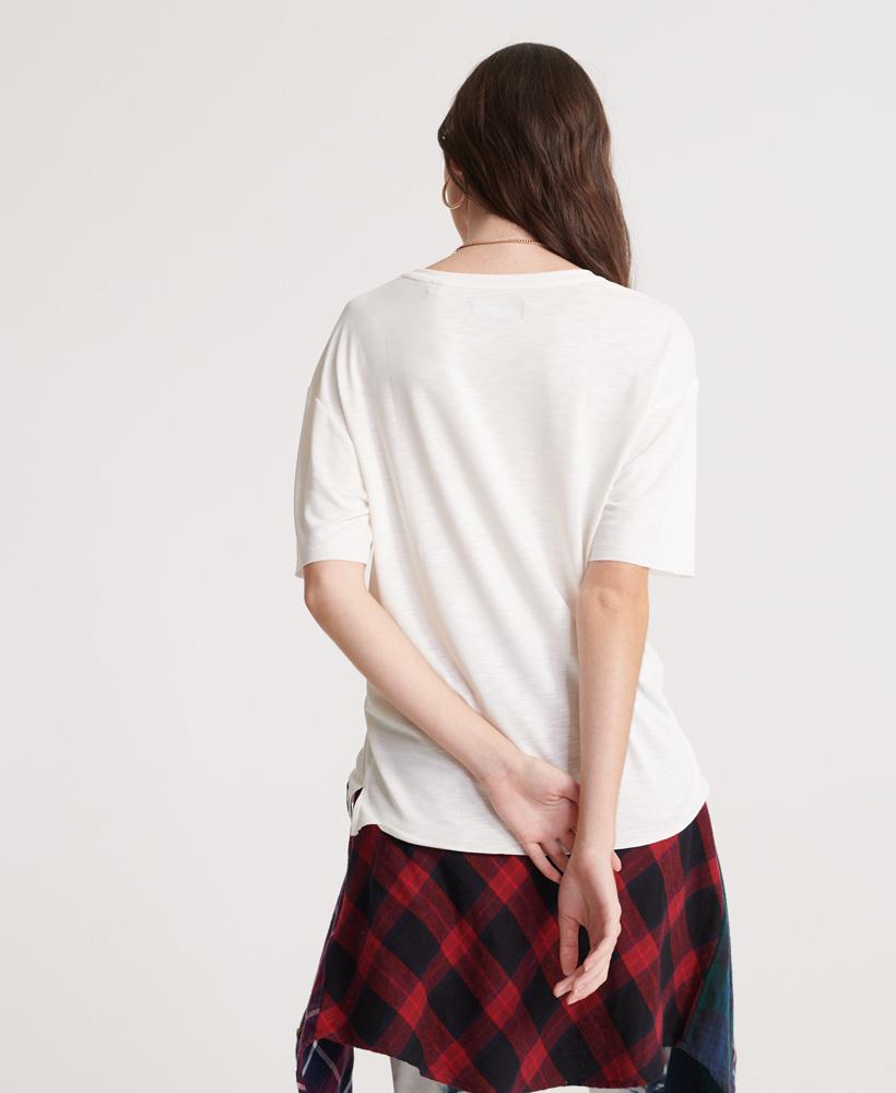 SUPERDRY t-shirt à poche canyon essential-5
