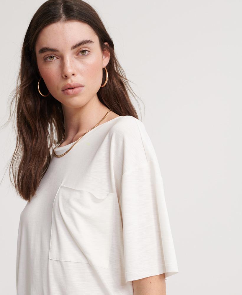 SUPERDRY t-shirt à poche canyon essential-6