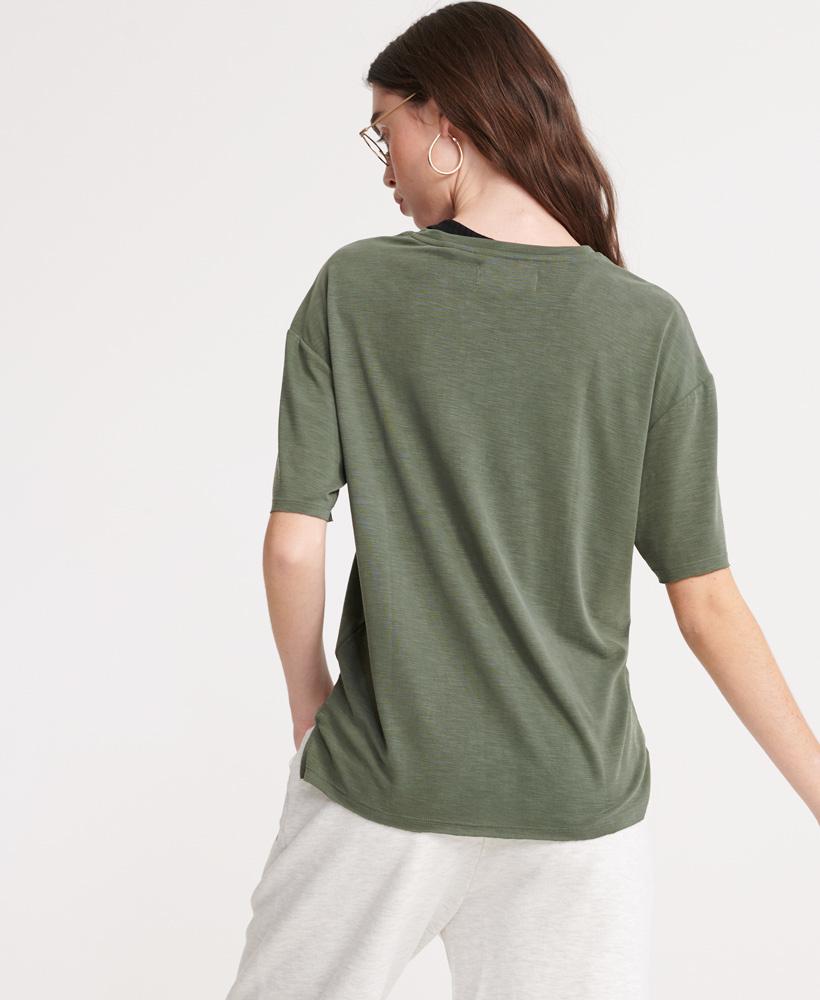 SUPERDRY t-shirt à poche canyon essential-8