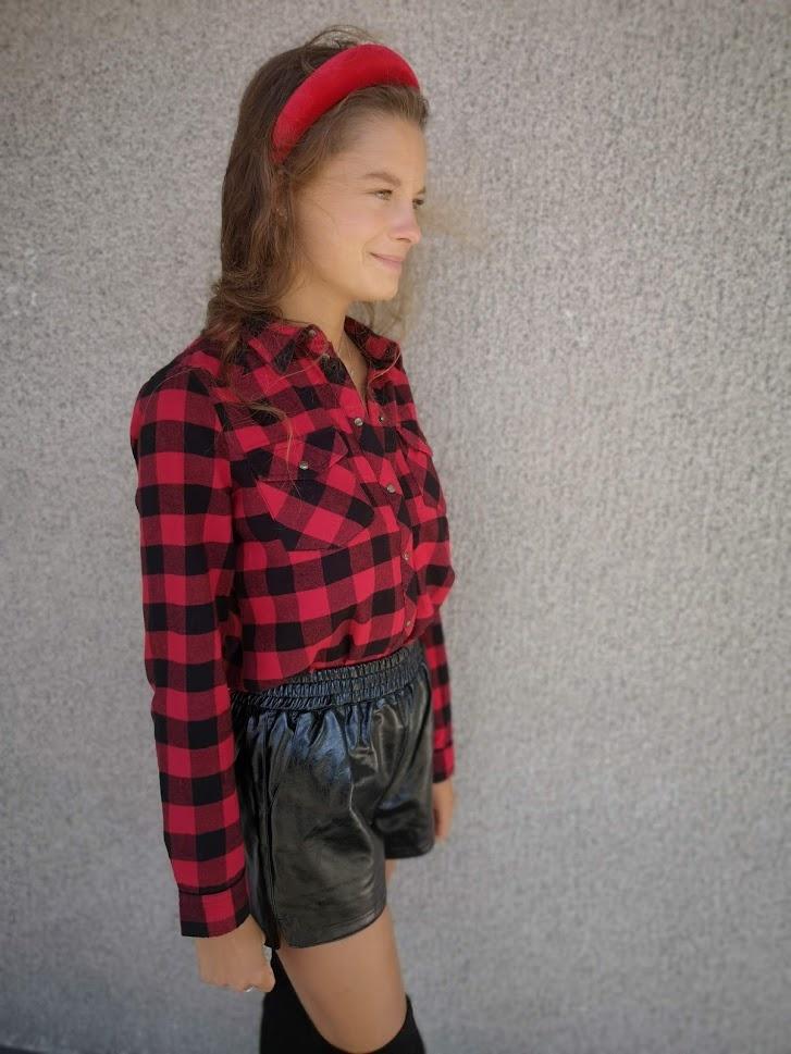 PEPITES chemise rock-5
