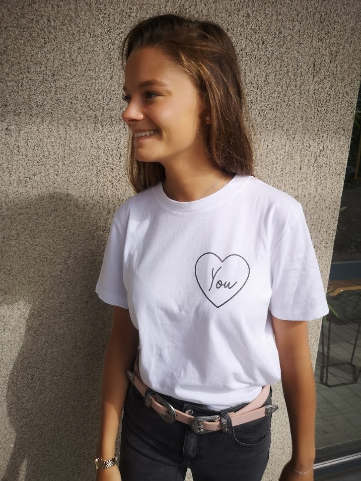 PEPITES t-shirt message-2
