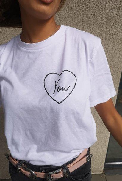 PEPITES t-shirt message