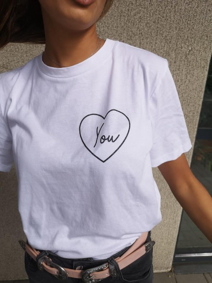 PEPITES t-shirt message-1
