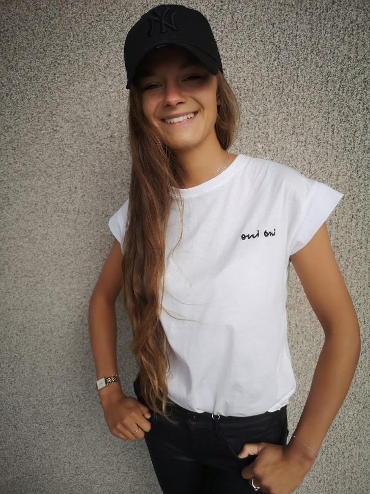 PEPITES t-shirt message-6