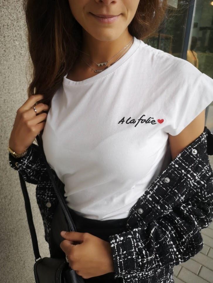 PEPITES t-shirt message-8