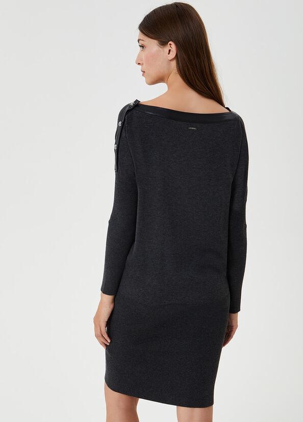 LIUJO robe courte écoconçue-3