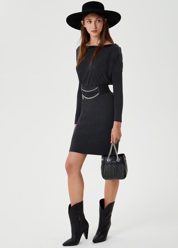 LIUJO robe courte écoconçue-5