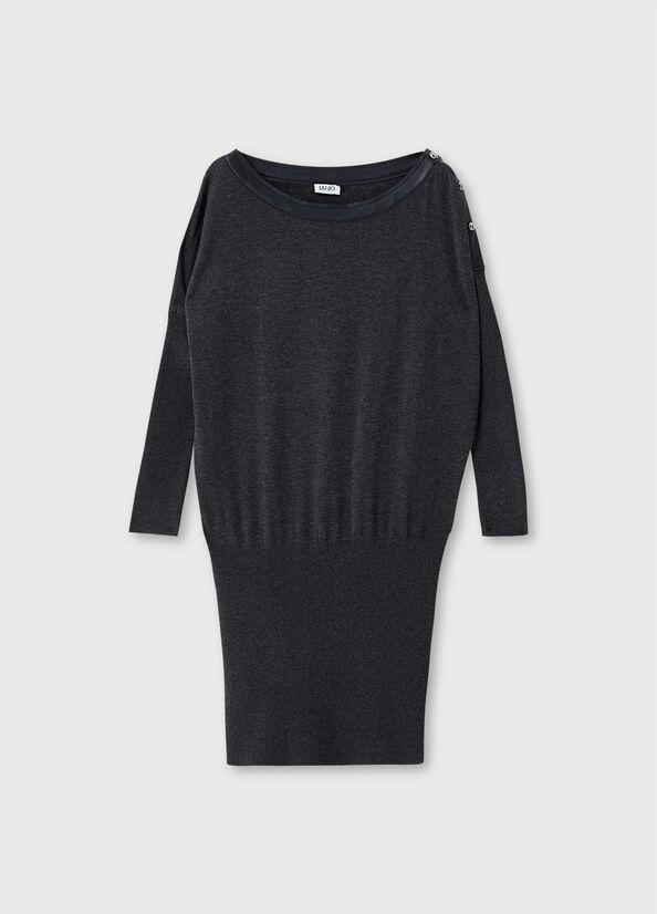 LIUJO robe courte écoconçue-1