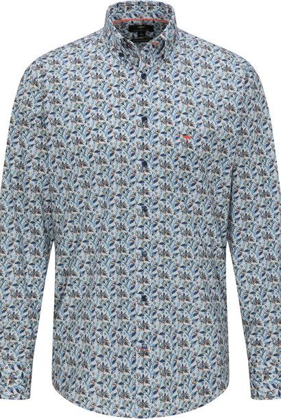 FYNCH HATTON chemise flower