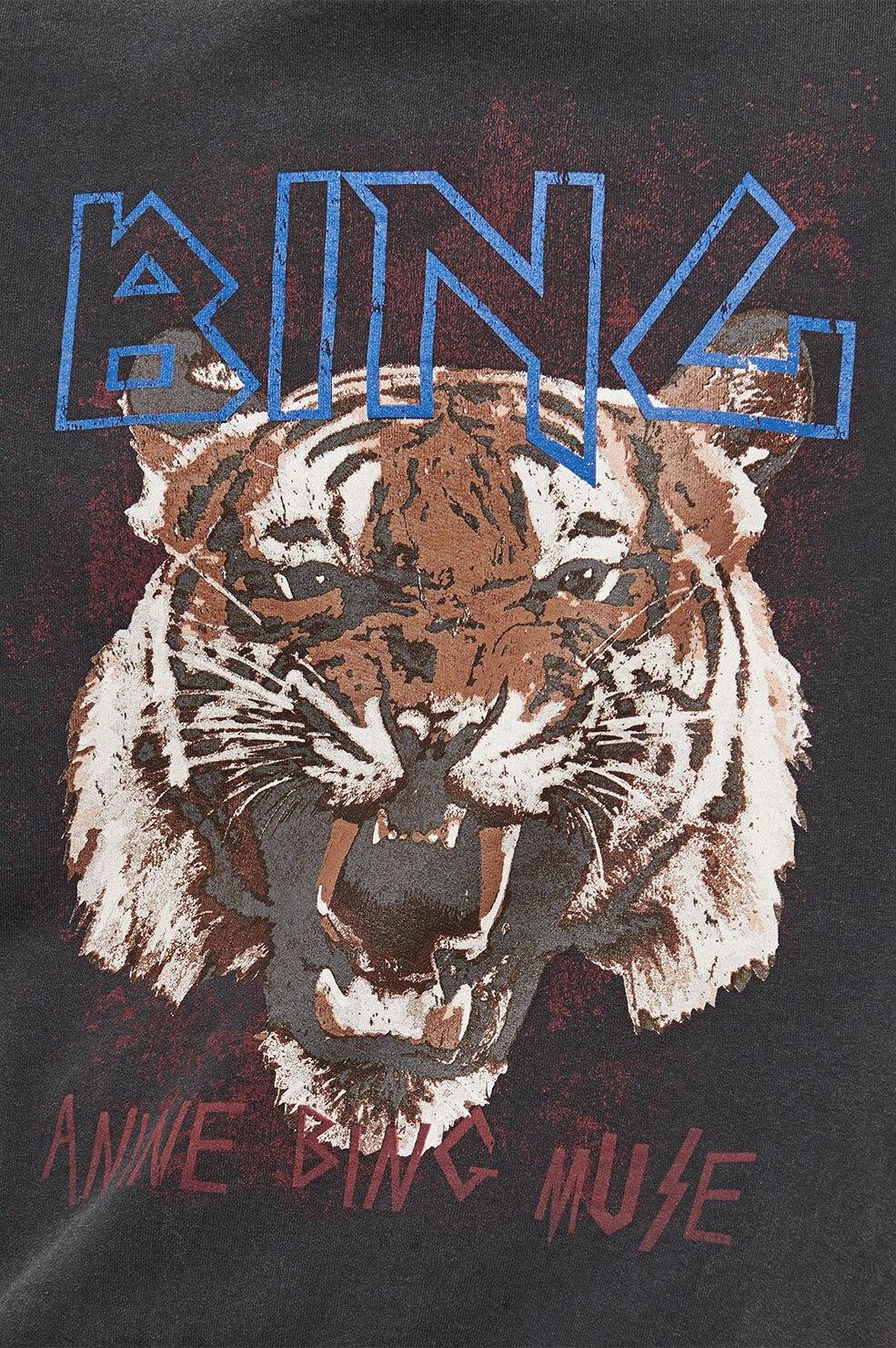 ANINE BING sweat tiger-6