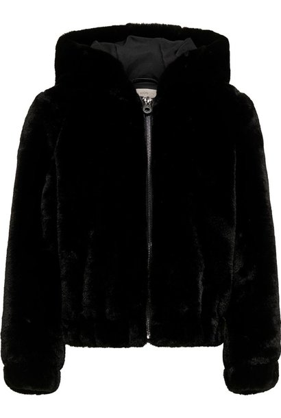 ONLY veste faux fur