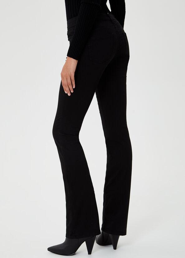 LIUJO pantalon bootcut-3