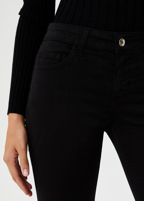 LIUJO pantalon bootcut-4