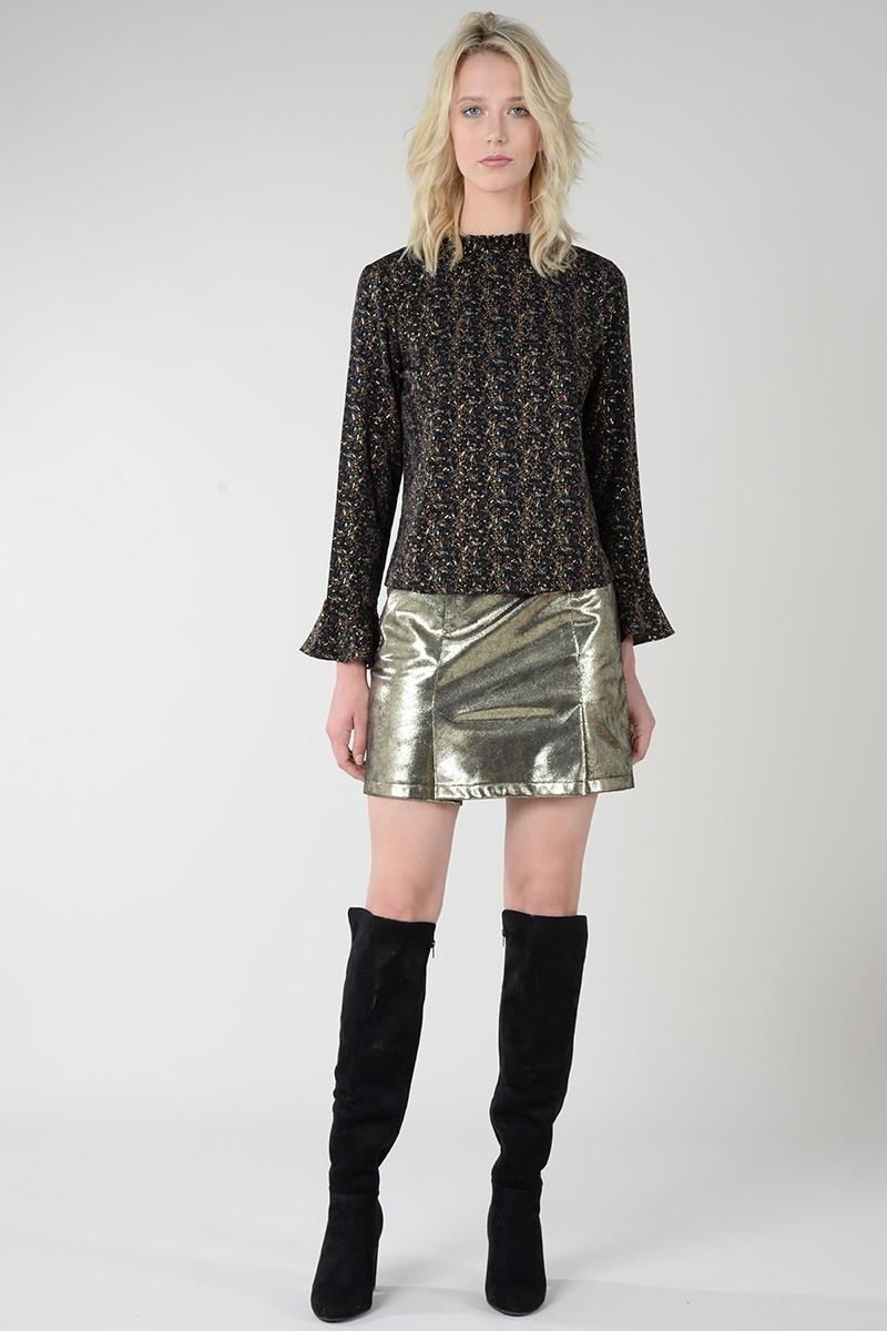 PEPITES blouse droite-3