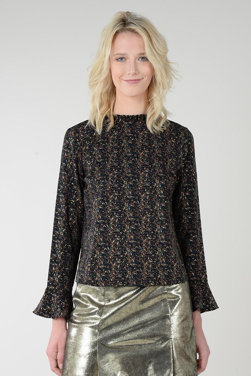 PEPITES blouse droite-4