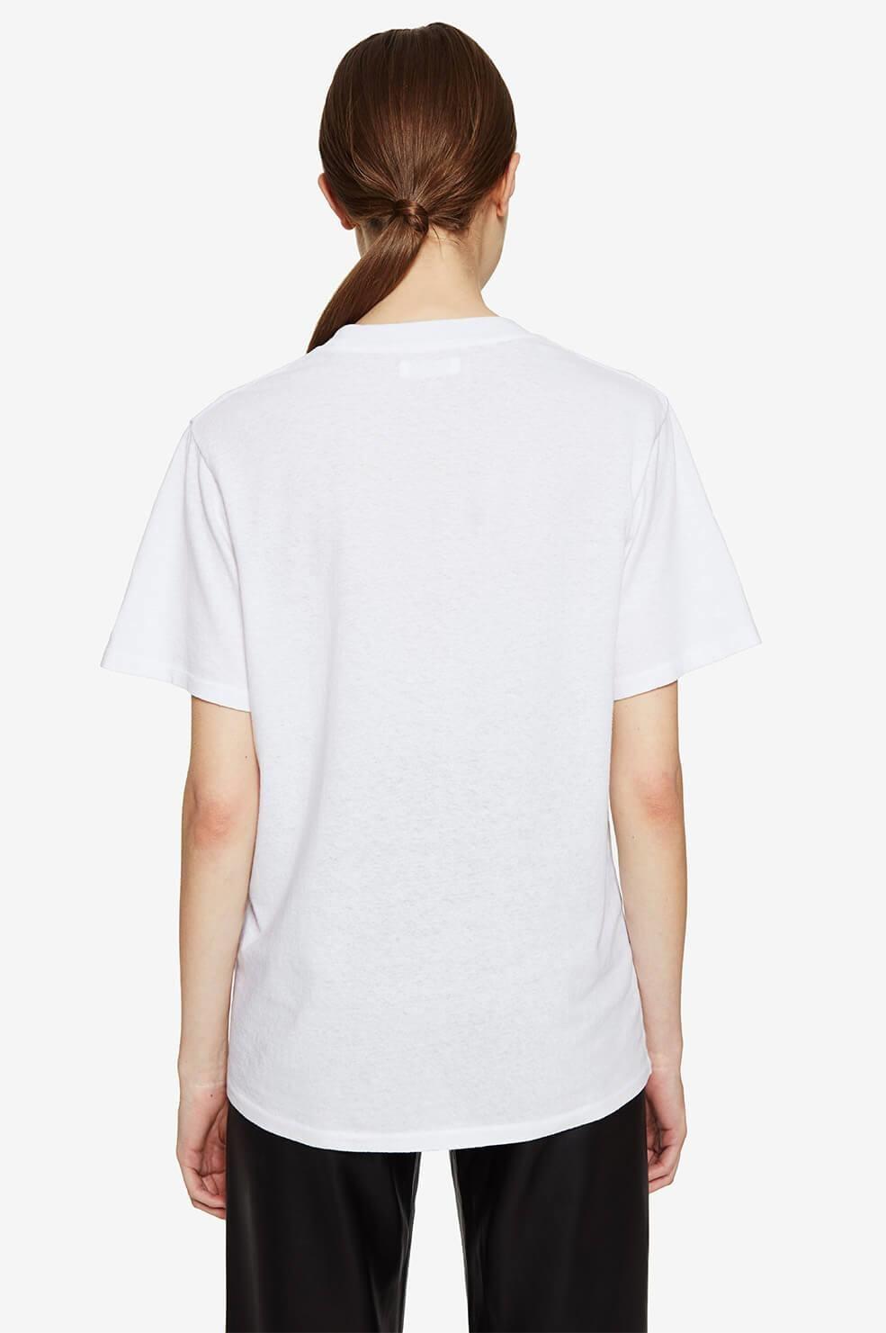 ANINE BING t-shirt lili X to faye dunaway-8