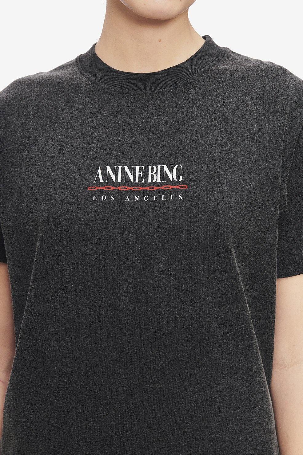 ANINE BING t-shirt lili link-3
