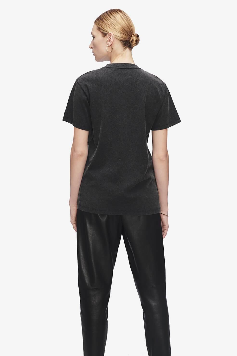 ANINE BING t-shirt lili link-6