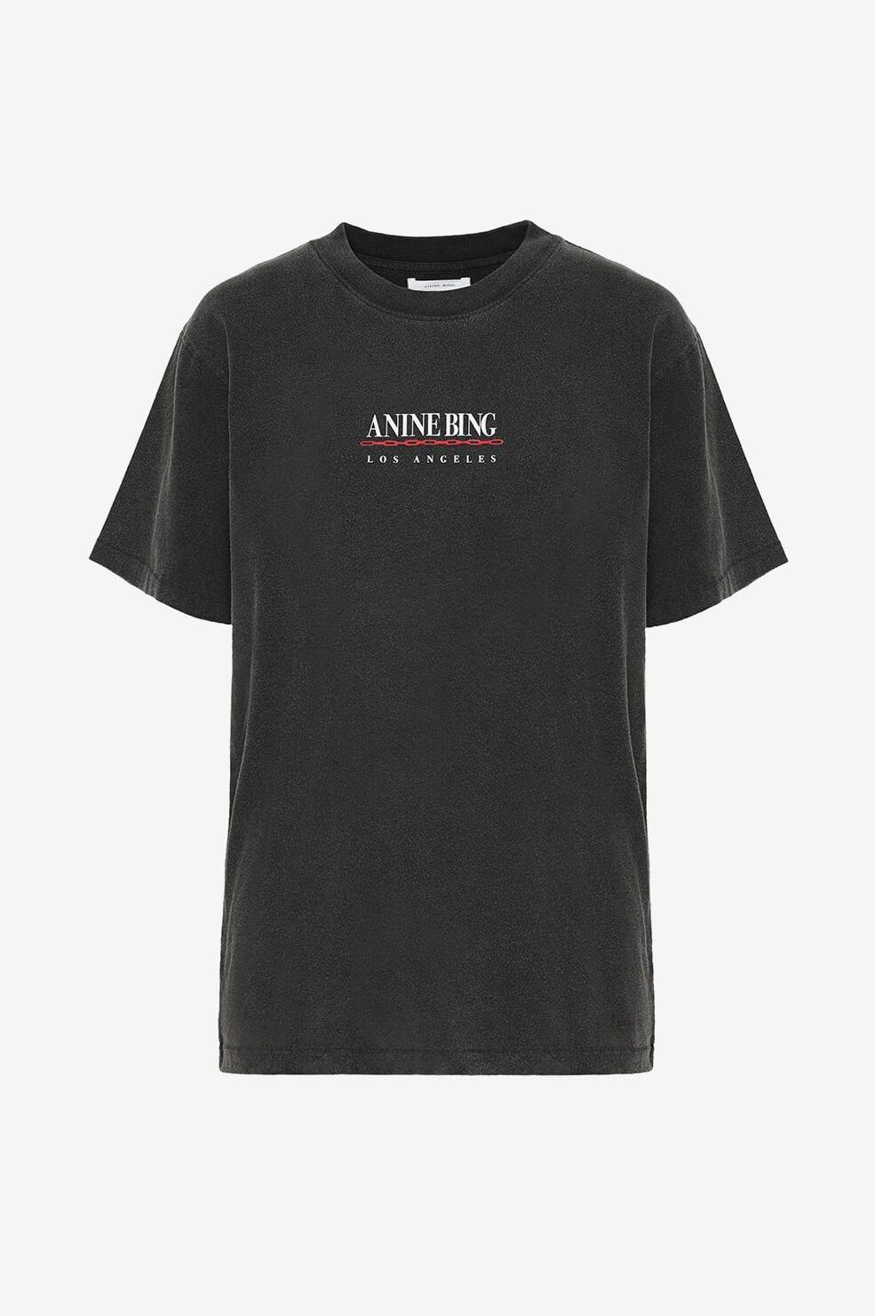 ANINE BING t-shirt lili link-1