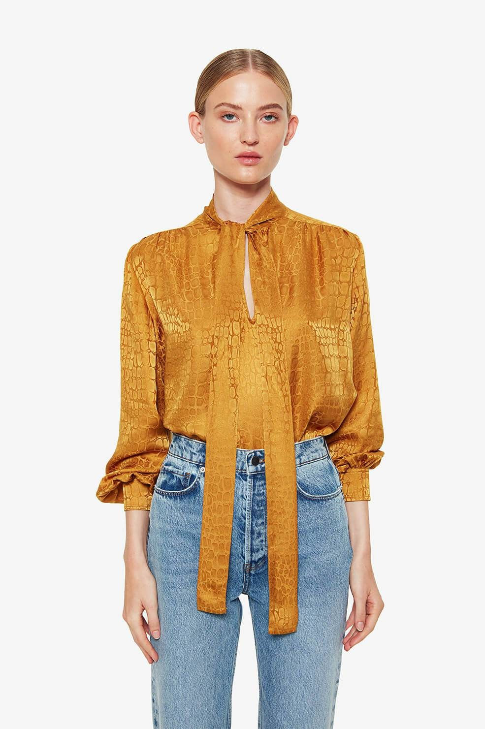 ANINE BING blouse delilah-3