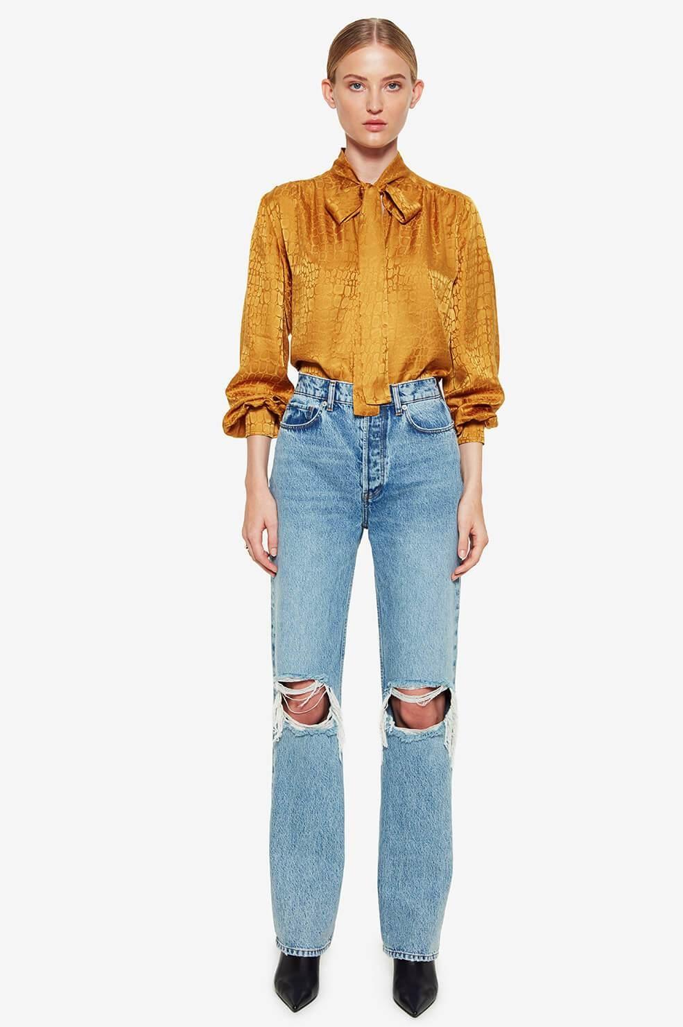 ANINE BING blouse delilah-4