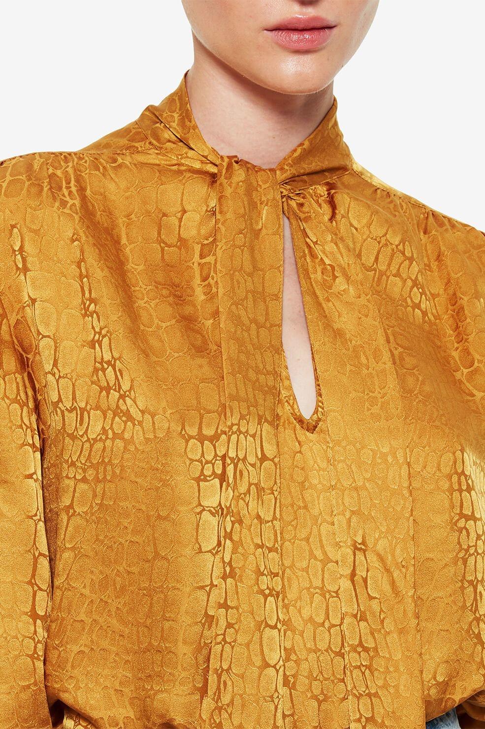 ANINE BING blouse delilah-5