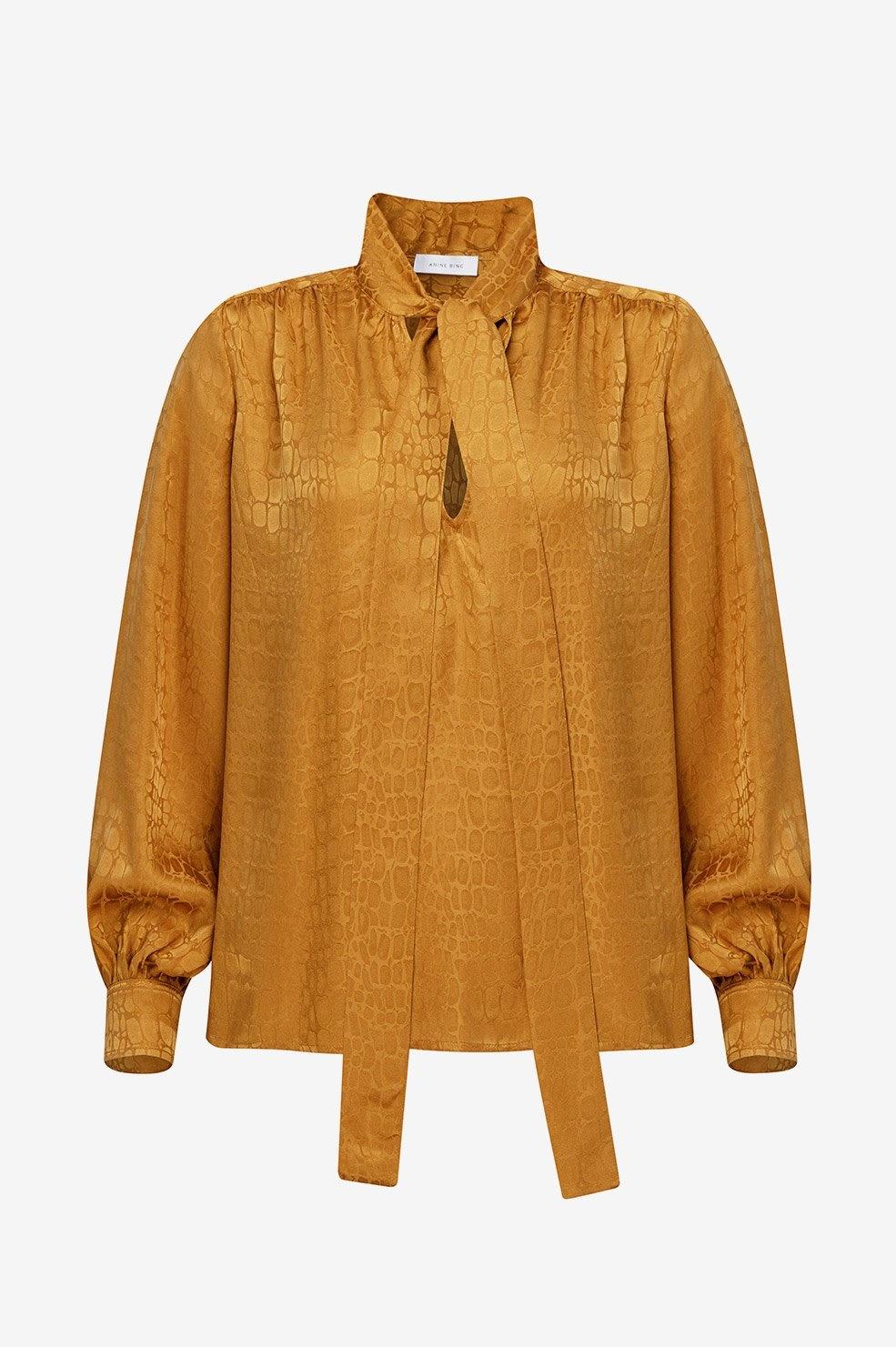 ANINE BING blouse delilah-1