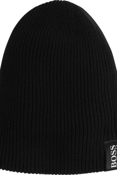 BOSS  bonnet coton double épaisseur