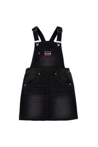 LEVIS salopette jupe noir