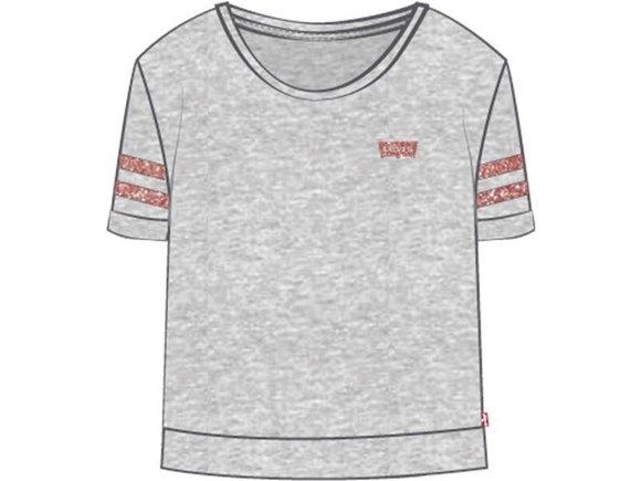 LEVIS t-shirt sequin top-2