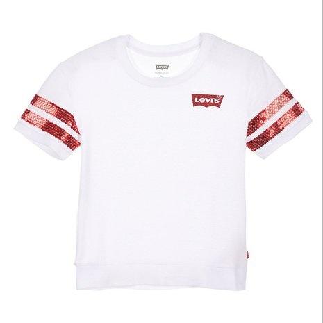 LEVIS t-shirt sequin top-1
