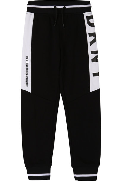 DKNY pantalon de jogging molleton