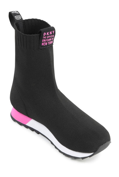 DKNY chaussures chaussettes hautes