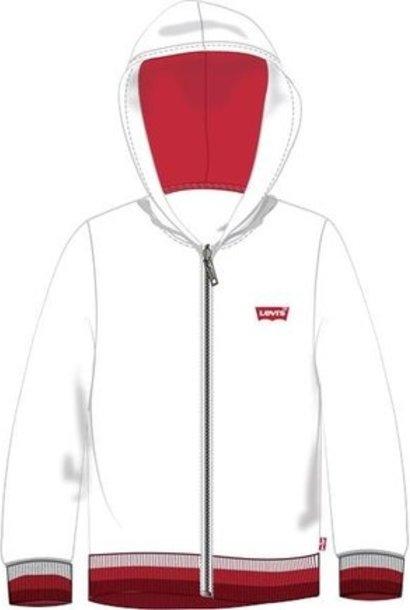 LEVIS full zip hoodie