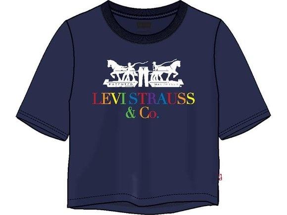 LEVIS t-shirt court-1