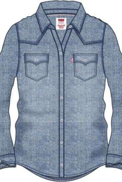LEVIS chemise western top