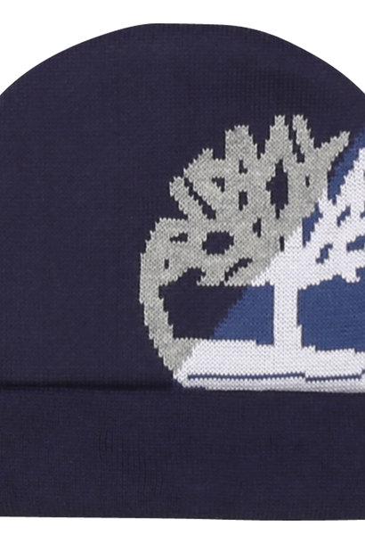 TIMBERLAND bonnet rond 100% coton
