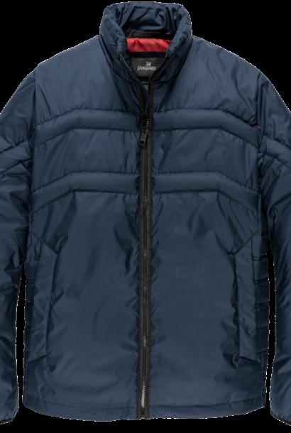 VANGUARD zip jacket poly recycle