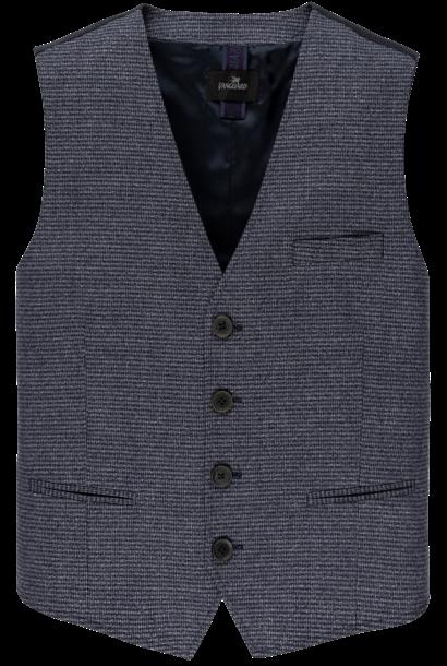 VANGUARD spark check waistcoat