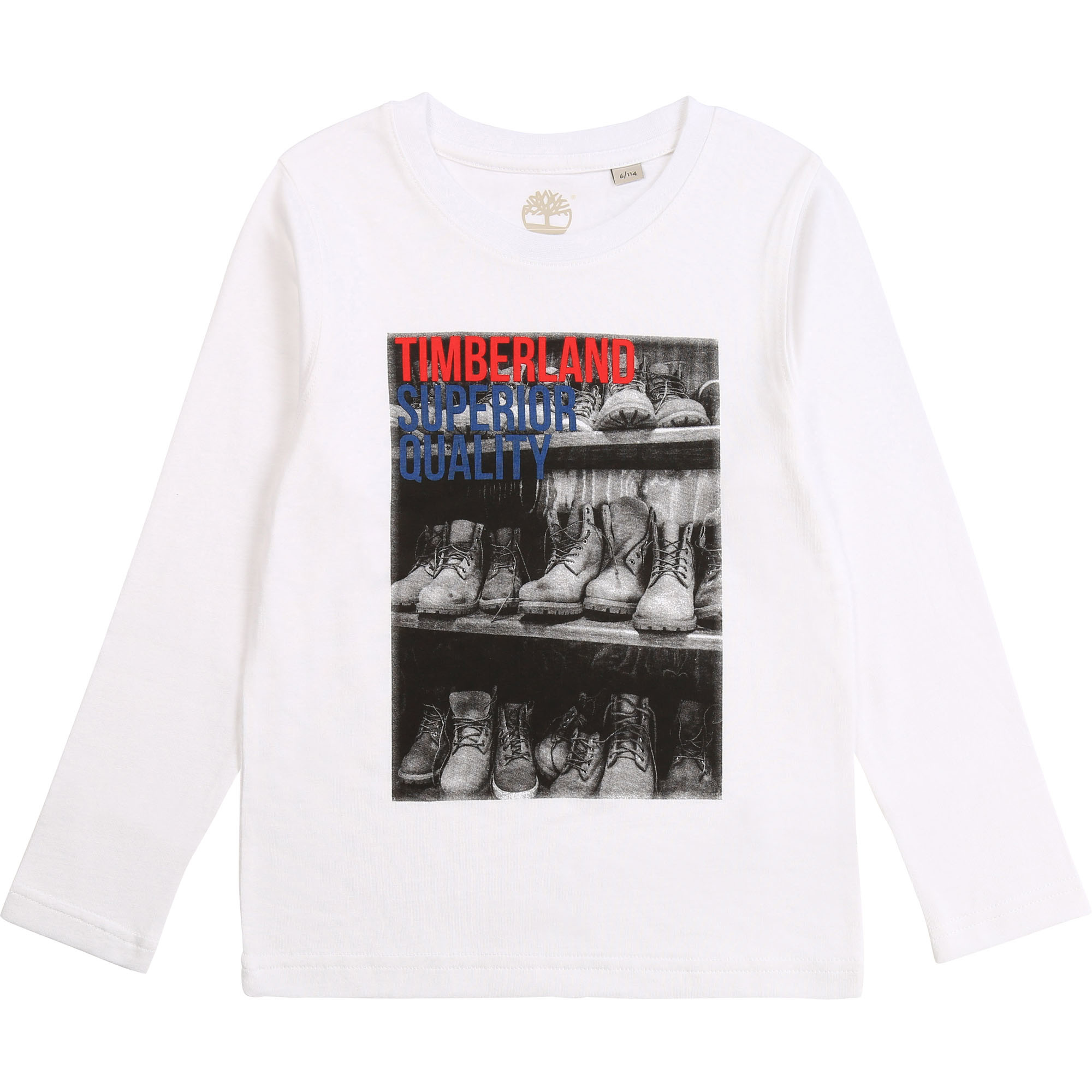 TIMBERLAND t-shirt en coton biologique-3